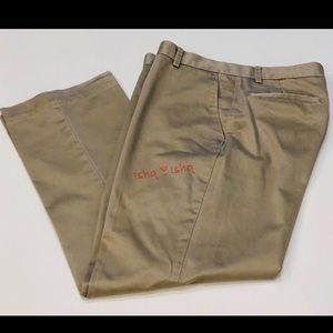 Alfani Flat Front Khaki/Slacks/Pant Uniform 32/30